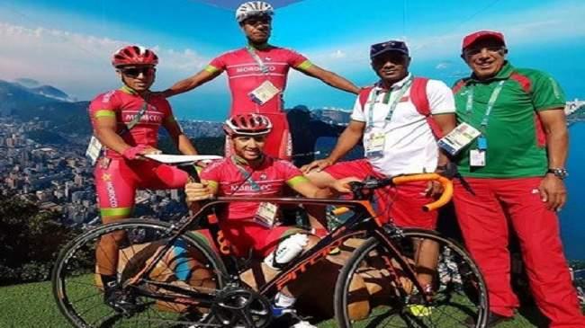 إقالة نجم الدراجة المغربية من جامعة الدراجات
