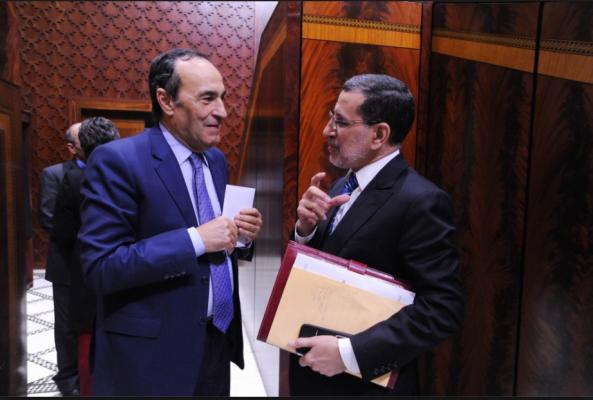 العثماني يرمي بكرة تقاعد البرلمانيين في ملعب المالكي