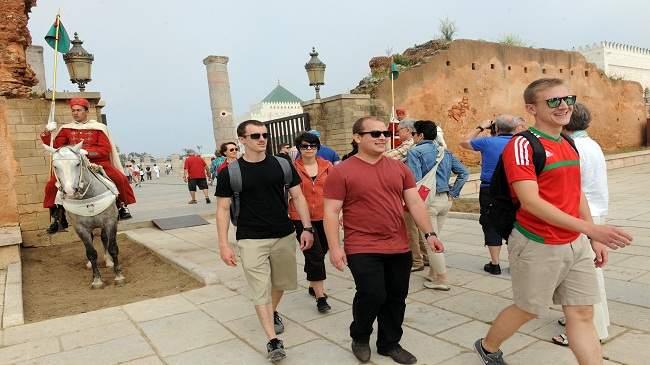أزيد من8 ملايين سائح زاروا المغرب..أغلبهم في مدينتين فقط