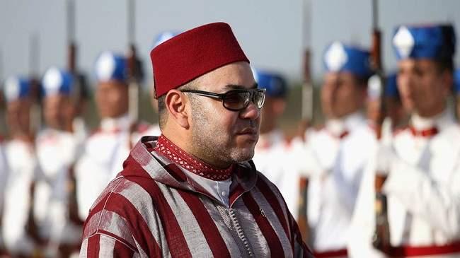 الملك يستقبل مبعوث الأمم المتحدة إلى الصحراء المغربية