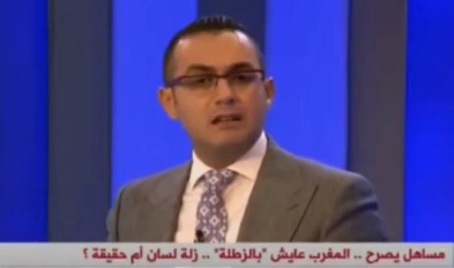 فيديو..محلل جزائري يرد على مساهل بعد تصريحاته اتجاه المغرب