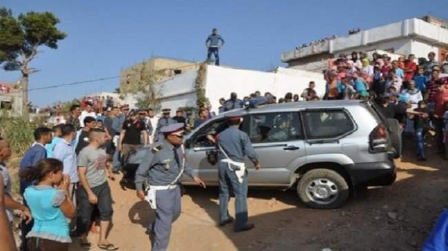 العثور على جثة مومس متفحمة قرب مراكش والدرك يدخل على الخط