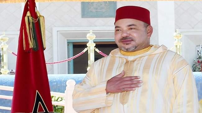الملك محمد السادس يفاجئ الوداد وجماهيره بهذه الرسالة المؤثرة