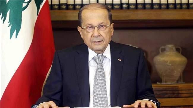 """رئيس لبنان يتدخل في قضية """"احتجاز الحريري"""" في السعودية وهذا ما طلبه !"""