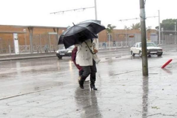 طقس الجمعة .. أمطار ضعيفة في هذه المناطق