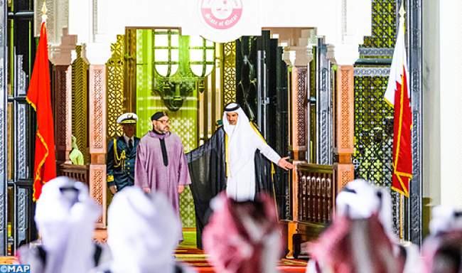 تطورات في زيارة الملك لدول الخليج بعد وصوله لقطر