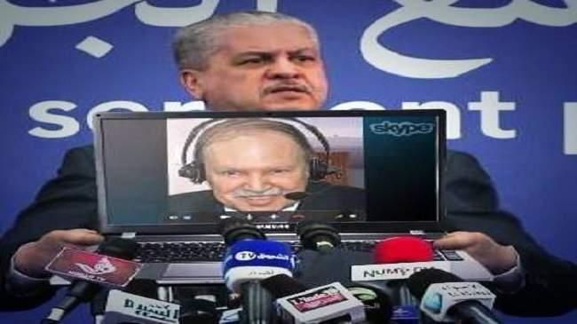بالصور..ملصقات غريبة لمرشحي الانتخابات المحلية الجزائرية تثير موجة من السخرية