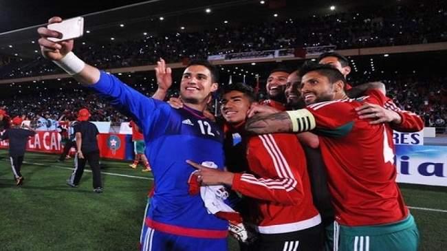 هدية رائعة من السعودية للمغرب بمناسبة التأهل لمونديال روسيا