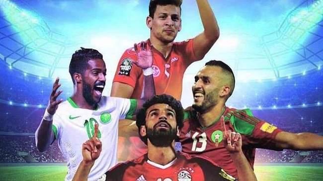 للمرة الأولى 4 منتخبات عربية بالمونديال..صدفة أم تخطيط؟