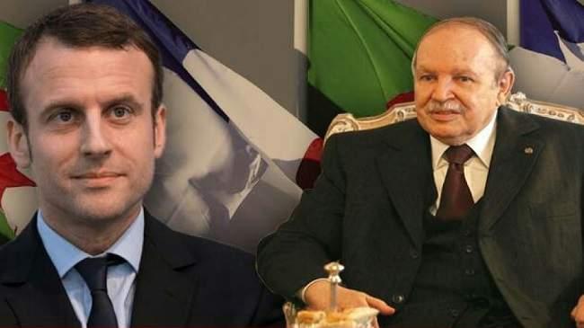 ماكرون يقرر زيارة الجزائر على وجه السرعة