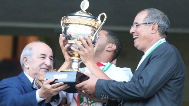 بادو الزاكي قريب من التوقيع لهذا النادي الجزائري