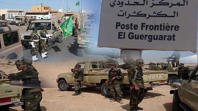 تطورات مثيرة..زعيم في جبهة البوليساريو الانفصالية يصل إلى موريتانيا لهذا السبب!!