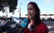 """مليكة مزان تكشف لـ""""الأيام24"""" هذه المستجدات مباشرة بعد خروجها من سجن سلا"""