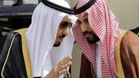 ملك السعودية يتخلى عن العرش لابنه