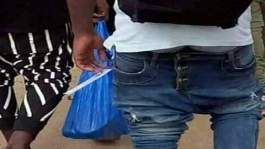 موضة أم جنون ؟... سروال مقلوب يثير ضجة على موقع فيسبوك (صورة)