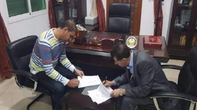 المغرب التطواني يستنجد رسميا بنجم الوداد السابق لانقاذه