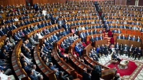 """فاجعة الصويرة تشعل معركة بين """"البام"""" و""""البيجيدي"""" في البرلمان"""