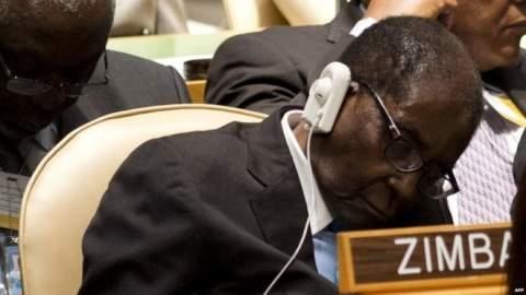 نهاية موغابي رسميا