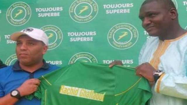 المدرب المغربي رشيد غفلاوي يتعاقد مع فريق إفريقي كبير