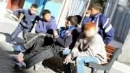 تقرير رسمي: 660 طفل مغربي يعيشون بدون مأوى