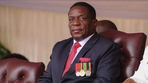 من بينها المغرب..رسالة رئيس زيمبابوي الجديد إلى دول العالم