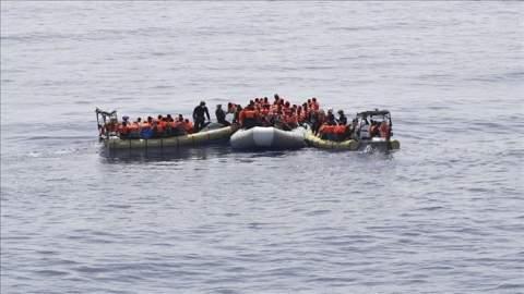 نحو 3 آلاف لاجئ لقوا مصرعهم في البحر الأبيض المتوسط