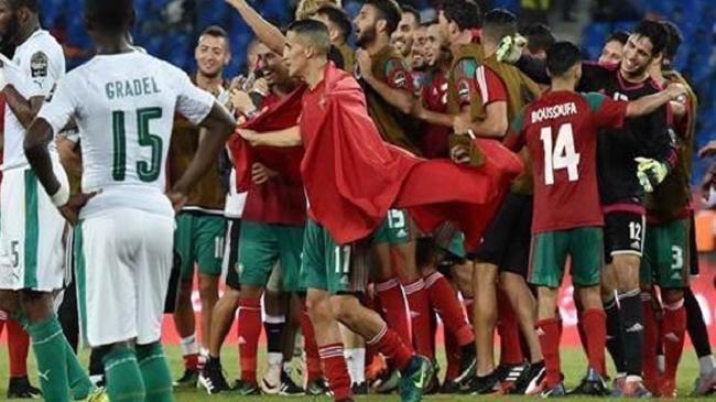 """موقع """"فيفا"""" يضع المغرب في مجموعة نارية في مونديال روسيا"""
