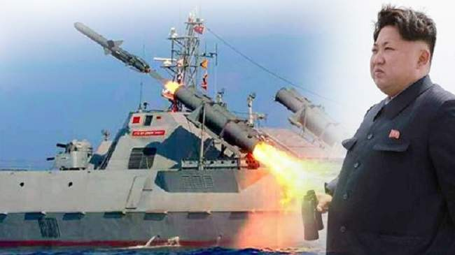 كوريا الشمالية تفاجئ العالم وتطلق صاروخا باتجاه اليابان والأخيرة ترد