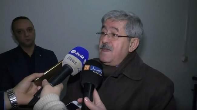 على طريقة مساهل..الوزير الأول الجزائري يستفز المغرب (فيديو)