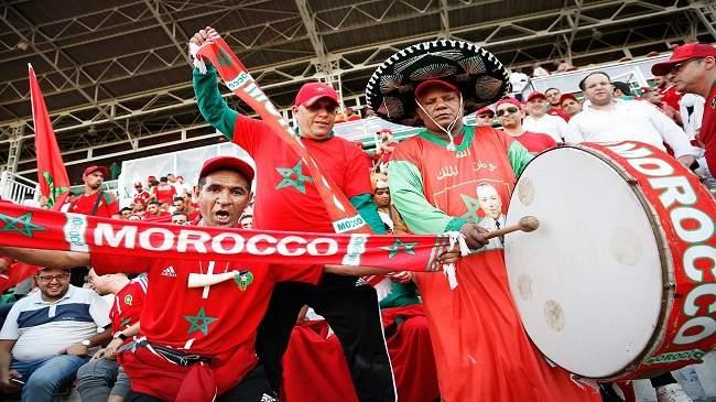 """الـ""""فيفا"""" يكشف رقما مفاجئا عن إقبال المغاربة على اقتناء تذاكر مونديال روسيا"""