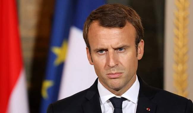 بعد كندا .. فرنسا ترفض قرار ترامب وهذا ما قاله ماكرون