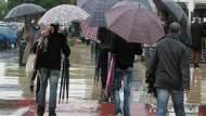 طقس الأحد: هطول أمطار في هذه المناطق والحرارة تنزل تحت الصفر