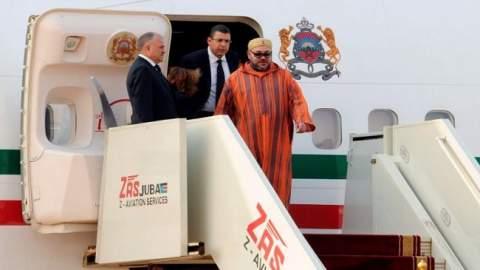 قبل القمة الحاسمة مع دول غرب افريقيا..الملك يتوجه إلى هذه الدولة الأوربية