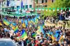 احتجاجات شعبية في الجزائر للمطالبة بتدريس الأمازيغية