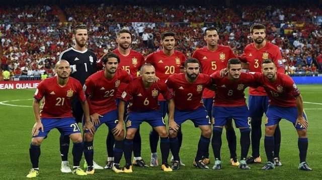 حقيقة استبعاد منتخب اسبانيا من كأس العالم في روسيا