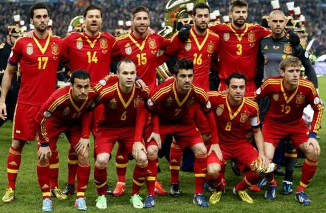 المنتخب الإسباني مهدد بالحرمان من مونديال روسيا ومواجهة المغرب