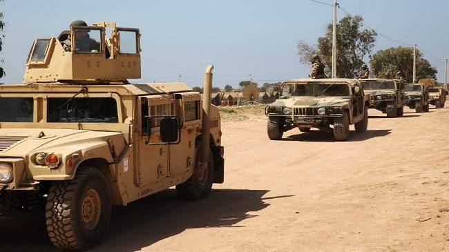 تحرك عسكري مغربي في الصحراء..ورد أمريكي!