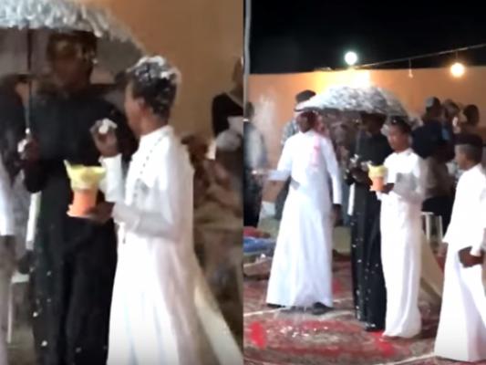 سابقة خطيرة. في السعودية . زواج مثليين بمكة يثير ضجة في السعودية والشرطة تتدخل (فيديو)