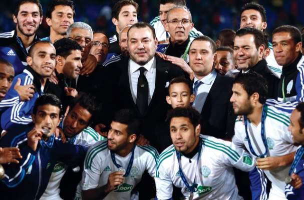الملك محمد السادس يفتتح كأس إفريقيا للمحليين