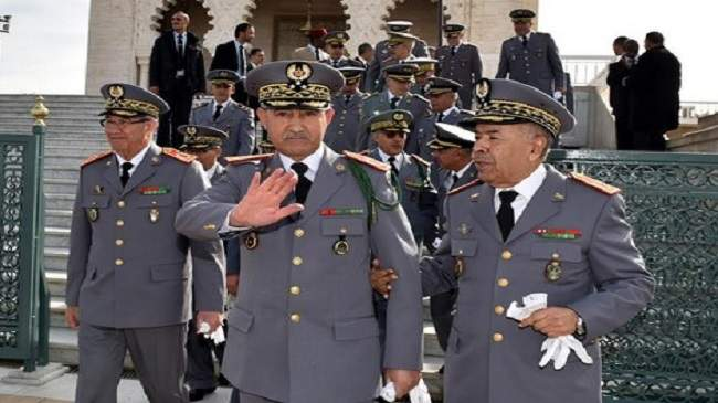 موجة التغييرات مستمرة في الجيش المغربي..هذه أسماء القيادات الجديدة
