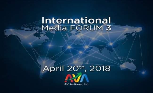 """الشبكة المغربية الأمريكية تنظم الدورة الثالثة """"ميديا فوروم 2018"""" في واشنطن"""