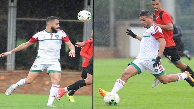 جمهور الحسنية غاضب بعد خروج نجمي الفريق من معسكر المنتخب المحلي