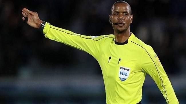 حكم زامبي يقود مباراة المنتخب الوطني أمام موريتانيا في الشان
