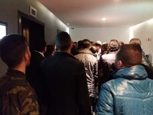 الجمع العام للرجاء...بودريقة ومنخرطين وصحفيين ممنوعون من الدخول