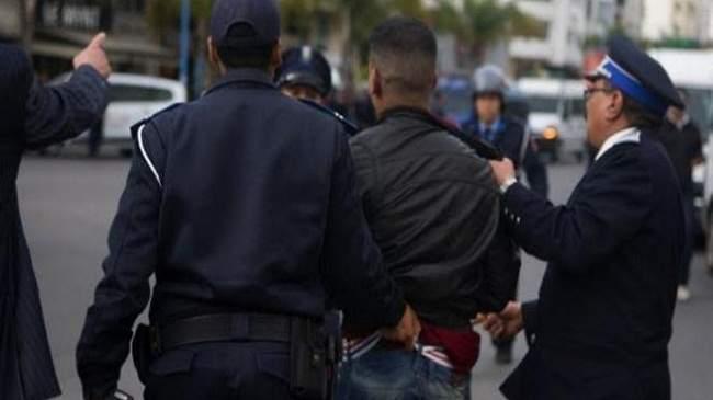 الأمن يعتقل مبحوث عنه ببرشيد في قضايا المخدرات