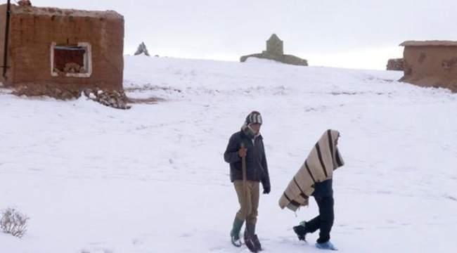 طقس الأحد : برد وجليد في المرتفعات بهذه المناطق