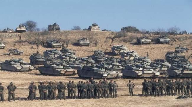 المغرب يستنفر أرتالا عسكرية والآلاف من الجنود في الصحراء لتنفيذ هذا الأمر