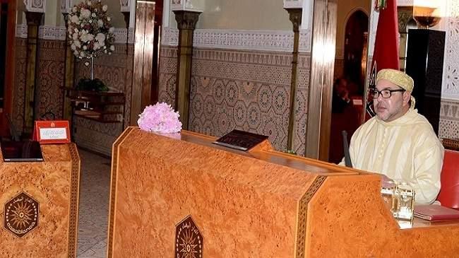 الملك يرأس أول مجلس وزاري لسنة 2018