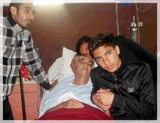 بعد العناية الملكية..عبد الرؤوف ينتظر الضوء الأخضر لمغادرة المستشفى
