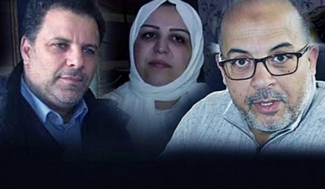 عاجل.. القاضي يستعرض سلاح الجريمة التي قتل بها مرداس وزوجته تفاجئ الحضور